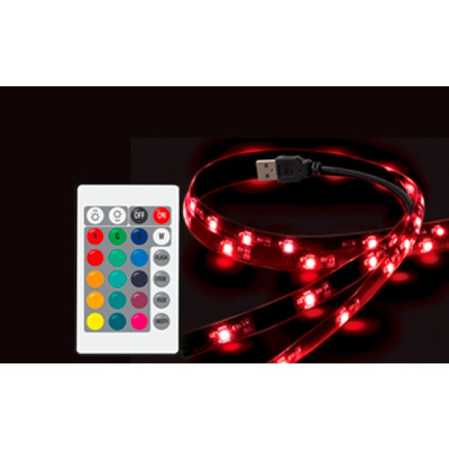 Barkan  USB Multi Color Mood Light L15