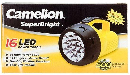 Camelion Handscheinwerfer FL-16LED 16 x LED
