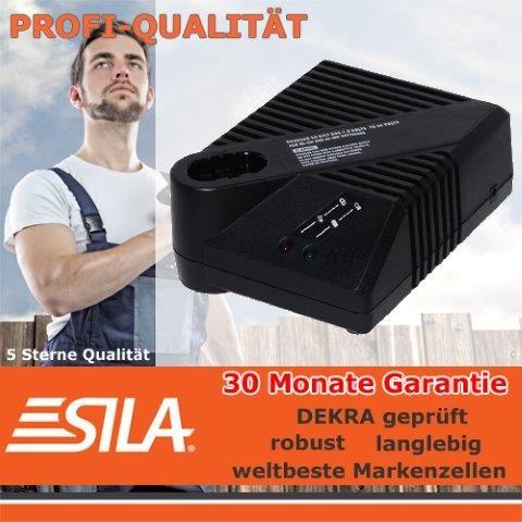 SILA Ladegerät für Bosch