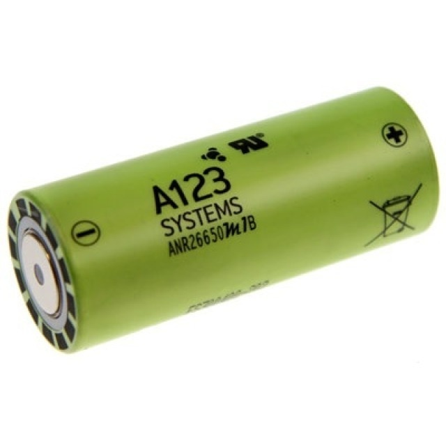 A123 Systems ANR26650m1-B