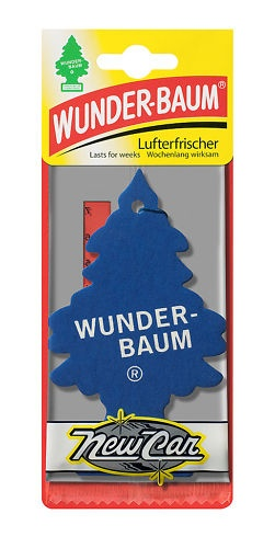 New Car Wunder-Baum
