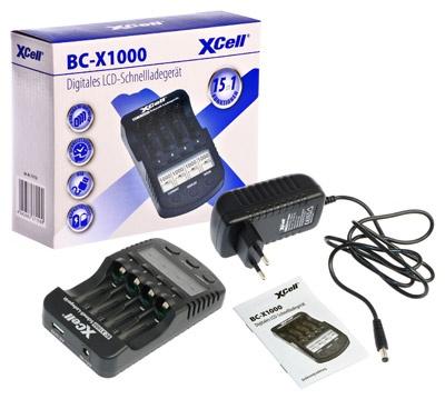 Schnellladegerät BC-X1000