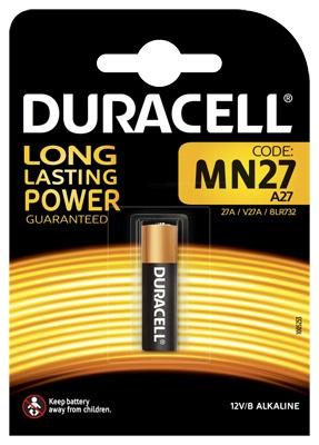 Duracell MN27 Alkaline 12V
