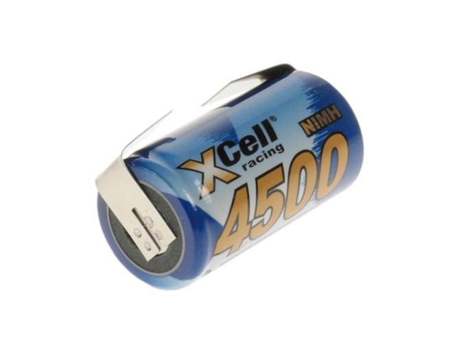 Xcell Sub-C X4500SCR 4500mAh