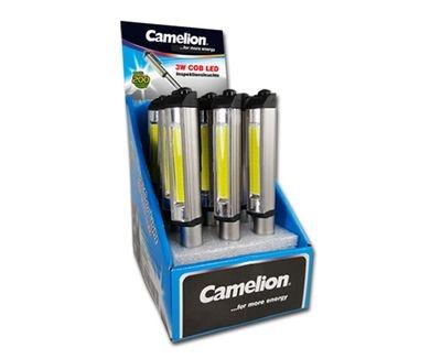 Camelion COB LED Inspektionsleuchte 12er Thekendisplay