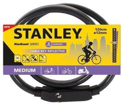 STANLEY Kabel-Fahrradschloss