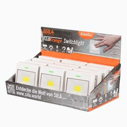SILA S100range Switchlight Inkl. Batterien
