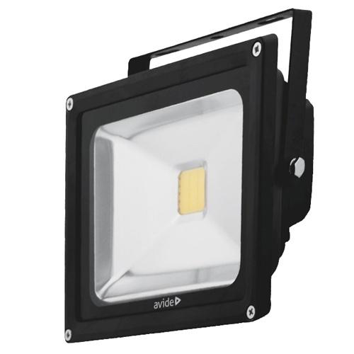 Avide LED Flutlichstrahler 10W neutralweiß 4000K