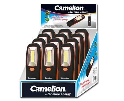 Camelion 3W COB Werkstattleuchte 12er Thekendisplay
