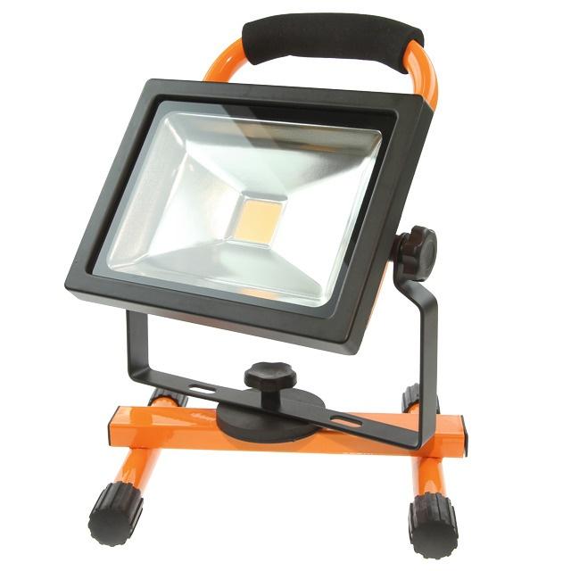 SILA F102 0range LED Akku