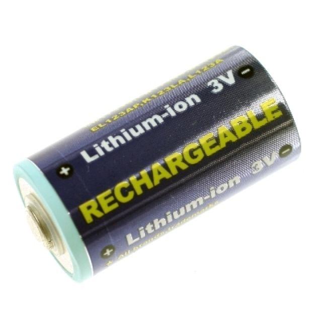 RCR-123A kompatibel