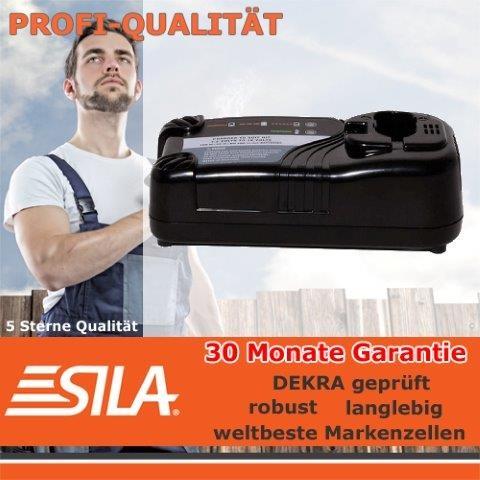 SILA Lader für Hitachi 7,2-18 V