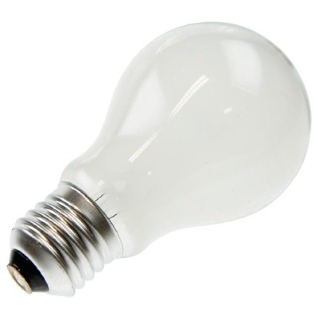 Philips Glühlampen E27 60W matt