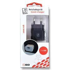 Netzladegerät mit USB-Anschluss