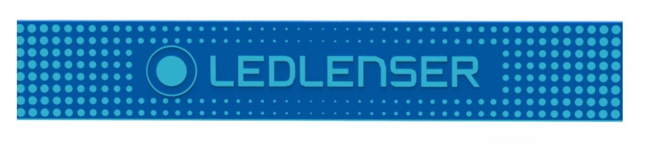 LED Lenser Headband blau (0377)