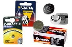 Uhren Batterien 1,55V