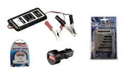 Testgeräte für Batterie | Akkus