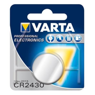 Varta CR 2430 im 1er Blister