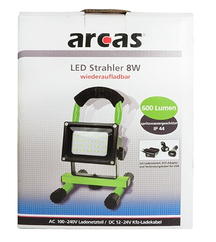 ARC-8W SMD-LED Strahler