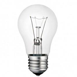 Philips Glühlampen E27 100W klar
