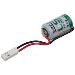 Saft LS 14250 1/2AA Kabel und Stecker