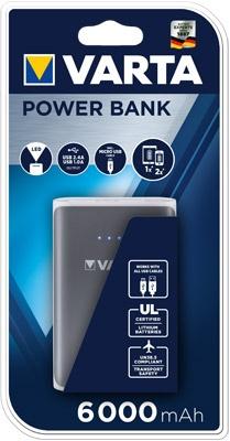 Varta Powerbank 6000 mAh
