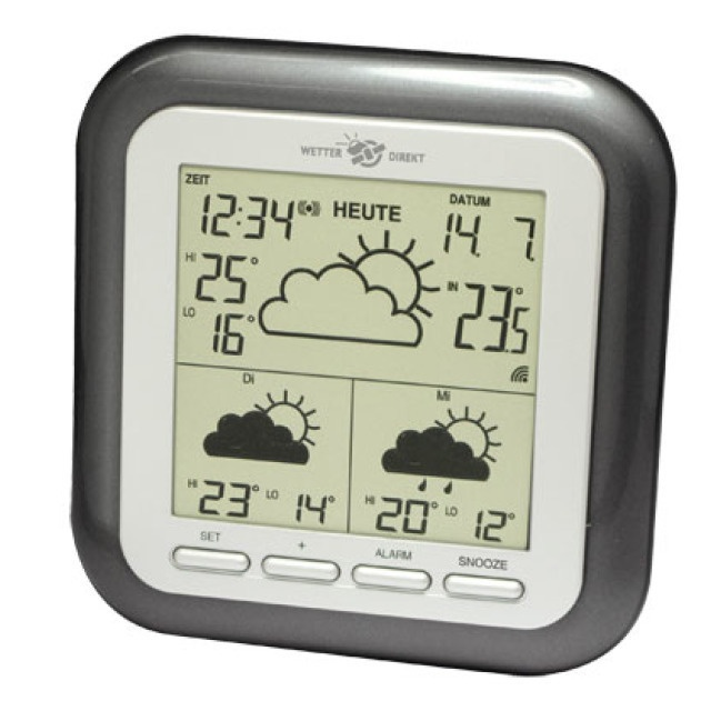 Technoline  Wetterstation WD-1202