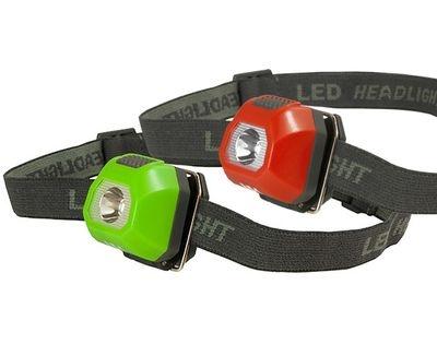 Arcas Micro LED Kopflampe