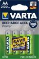 Varta Akku AA Mignon HR6 56706 Recharge