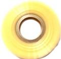 Schrumpfschlauch transparent 37mm Flachmaß