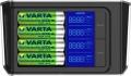 Varta LCD Ultra Fast Charger 57675 inkl. 4 AA 2400 mAh 56756