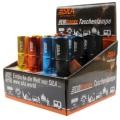 SILA L100range LED-Leuchte 16er-Thekendisplay