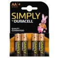 Duracell MN1500 Simply