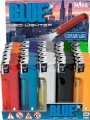 LED-Elektronikfeuerzeug Blue² Rainbow 25er Display