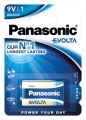 Panasonic  EVOLTA 6LR61EGE