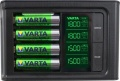 Varta LCD Smart Charger 57674 inkl. 4x AA 2100 mAh 56706