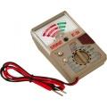 Batterietester T 934 für alle gängigen Rund- und Knopfzellen